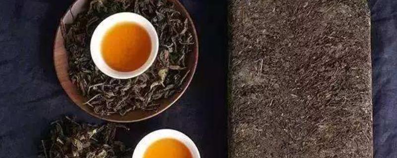 金茯黑茶怎么喝