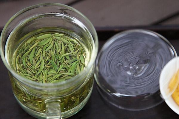 竹叶青茶泡多久