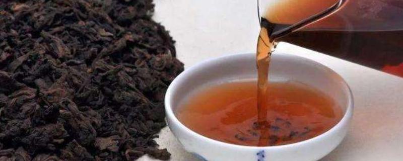 黑茶等级怎么区别