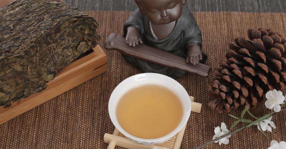 白茶的功效