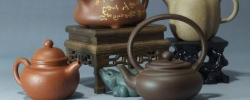 紫砂壶保养