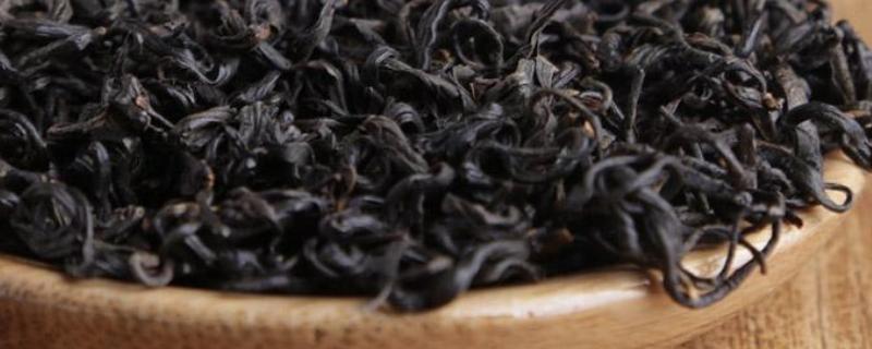 什么茶叶泡出来是黑色的